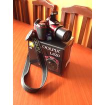 Camara Fotografica Semi-profesional Nikon Coolpix L820