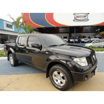 Nissan Frontier 2.5 Xe 4x4 Cd Turbo Eletronic Diesel 4p Manu