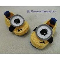 Sandalias Zapatitos De Varon Tejidos Botas Zapatos Bebe Niño
