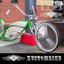 Garfo Lowrider Aro 20 E 26 Bicicleta Low Rider Bike Vintage