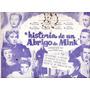 Mexican Pressbook Historia De Un Abrigo De Mink Irasema Dili