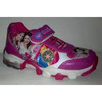Zapatillas De Violetta Oferta Imperdibles! Leer Descripcion!