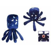 Peluche Squid, El Calamar De Minecraft! Toyland Juguetes!