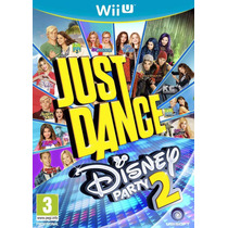 Just Dance Disney 2 Wii U Nintendo Sellado Nuevo