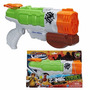 Pistola Nerf Super Soaker Zombie Strike