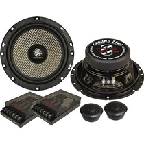 Kit 2 Vias Ground Zero Gzrc 16xii 120rms 6