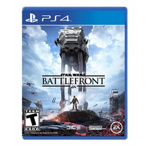 ¡¡¡ Star Wars: Battlefront Para Ps4 En Whole Games !!!
