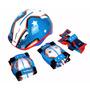 Kit Capacete Acessorios Infantil Bicicleta Atrio Multilaser
