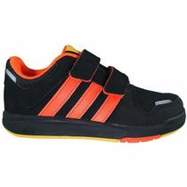 Tenis Adidas Infantil Lk Trainer 6 Nbk Cf - Tamanho 29 Ao 33