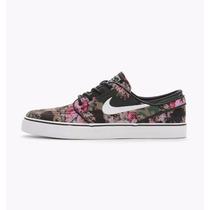Nike Sb Zoom Janoski Canvas Digi-floral Exclusivas Hombre