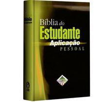 Bíblia Do Estudante De Aplicação Pessoal Cpad
