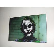 Cuadros Arte Digital - The Joker Medida Xl - 27x42
