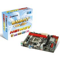 Tarjeta Madre Biostar H61 Intel Core I3 I5 I7 Ddr3 Lga 1155