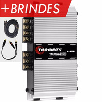 Taramps Ts 150x2 Potencia Ts150 Watts Rms + Cabos Rca +frete