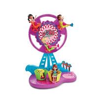 Boneca Polly Pocket Parque Roda Gigante - Mattel