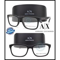 Armazon Oftalmico Armani Exchange Ax3029-8182 Matte Black