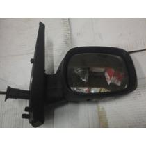 Espejo Renault Kangoo 04- Derecho C/comando