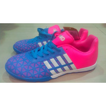 Zapatos Deportivos T Adidas T Nikefútbol Sala Suela Lisa F50