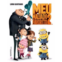 Album De Figurinhas Meu Malvado Favorito 2 - Vazio