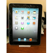 Ipad Modelo A1219 16gb Wi- Fi Tela Touch Trincada Por Queda