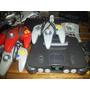 Nintendo 64 3 Controles Y 2 Juegos