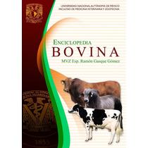 Enciclopedia De Ganado Vacuno - Bovino - Lechero - Nuevo