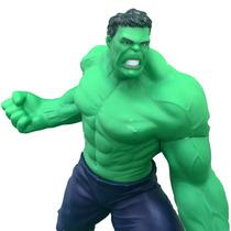 Boneco Hulk Marvel Original Super Realista Grande Action