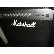 Amplificador Marshall Mg50cfx Footswich (laney Crate Line6)
