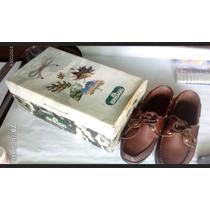 Zapatos Sebago Americanos Dama Talla 36-37 Originales