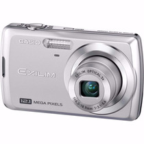 Camera Digital Casio 12.1mp Exilim Ex-z35 2.5 Lcd - Nova!