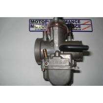 Carburador Koso 28 30 32 E 34mm Guilhotina Competição 2t 4t