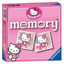 Mini Juego De Memoria De Hello Kitty ® Dibujo Ravensburger