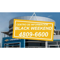 Chevrolet Cruze Lt Turbo 1.4 Black Weekend #3
