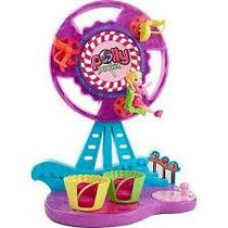Roda Gigante Polly Pocket Mattel - 100% Original