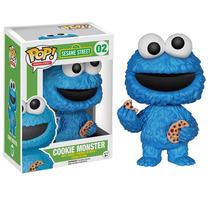 Cookie Monster Funko Pop Sob Enconenda Leia O Anuncio Novo