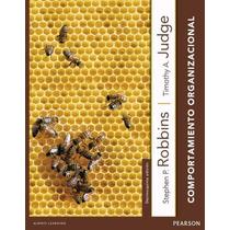 Libro: Comportamiento Organizacional - Stephen P. R. - Pdf