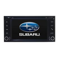 Central Kit Multimidia Subaru Forester Impreza Motor One M1
