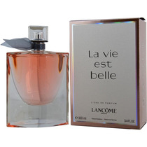 La Vida Es Bella Mujer 3,4oz (100ml) Sellada Original