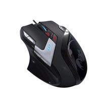 Mouse Genius Gx Gaming Deathtaker 5700dpi 9 Botones Usb