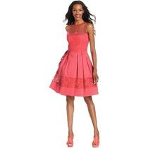 Envío Gratis Vestido Maggie London Coral Talla 8