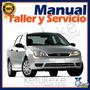 Manual De Taller Y Reparacion Ford Focus Zetec 2000-2005