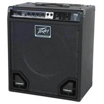 Amplificador Para Bajo Peavey C/woofer De 15 En Cuotas Fijas