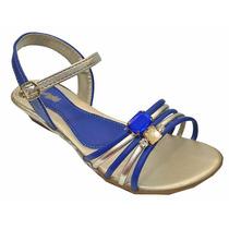 Sandália Feminino Infantil Pe Com Pé 44054 - Maico Shoes