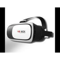 Lentes 3d Realidad Virtual Vr Box 2.0