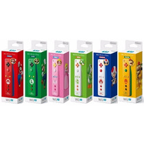 Wii Wii U Remote Motion Plus Edição Especial Mario Ou Luigi