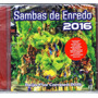Cd Sambas Enredo Das Escolas Do Rio De Janeiro 2016