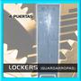 Lockers Guardarroa Metalicos