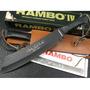 Cuchillo De Rambo 4