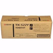 Toner Kyocera Tk 522y Yellow