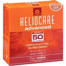 Heliocare Compacto Advanced Colore Light O Pastillas.